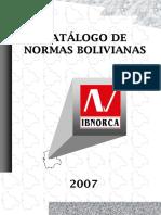 Catalogo 2007 Ibnorca