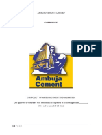 AMBUJA CEMENTS LIMITED final draft.docx