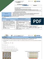 Instrumento de Planeacion de Matematicas Grado 4