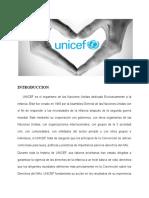 Monografia de UNICEF