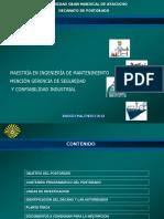 Presentación Maestría Ing. de Mantenimiento 2013 (1)