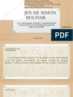 Presentación Catedra Bolivariana