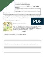 Guía de aprendizaje formato. 7° Buena