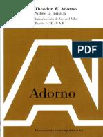 ADORNO-Theodor-Sobre-la-musica.-introducción-capitulos-1-y-2_PARTE-1