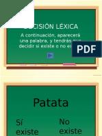DECISIÓN LÉXICA.pptx