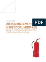 Affect Social Media Crisis Management White Paper