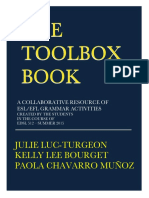 toolboxbook activities
