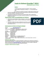 Atualização Do Software GreenStar 2015-1