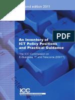 ICC EBITT Inventory 2nd Edition 2011