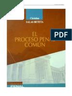 00 Proceso Penal Acusatorio y Roles - Salas Beteta 2011