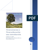 Neurociencias y Neuroeducación