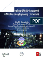 CDL M1 03 Process Automation Quality Management Research 100321