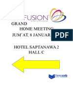 Grand Home Meeting Arah Kiri