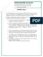 Informe Final 3 de microcontroladores