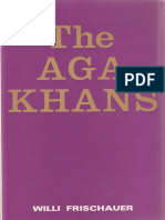 The Aga Khans. Part 1