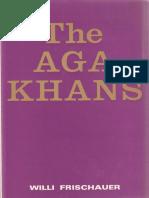 The Aga Khans. Part 1
