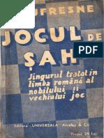 Stere Sah Istoria Sahului 1927 Dufresne Vers.02