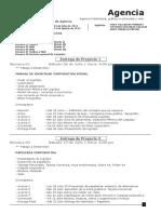 03 - Agencia - Cronograma de Proyectos