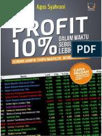 Buku Trading Saham Profit 10%