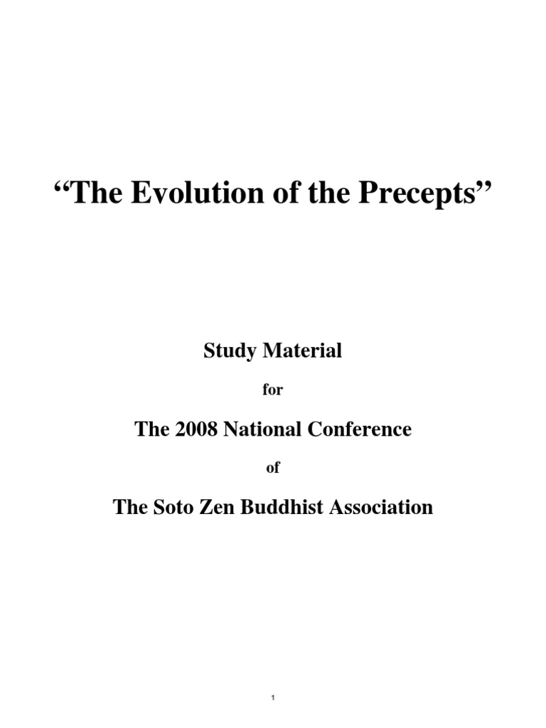 being upright zen meditation and the bodhisattva precepts