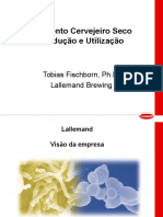Fermento Cervejeiro Seco - Produção e Utilização - Lallemand