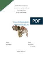 EVOLUCION GEOLOGICA_