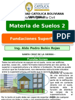 7 Fundaciones Superficiales