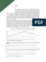 Análise de Conjuntura - Politica Monetária - 2º Semestre de 2016
