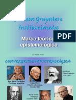 TRABAJO SOCIAL Procesos Grupales e Institucionales