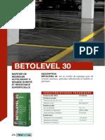 BETOLEVEL 30