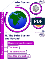 7L the Solar System and Beyond