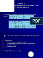2009-Ch6&7 The Basic Differential Eq&Well Inflow Equations.ppt