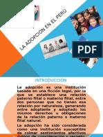 Adopcion Judicial y Administrativa