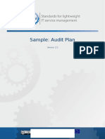 FitSM Sample Audit-Plan v1.0 (1)