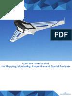 UAVi 200 Brochure and Price