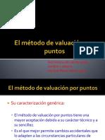 Metodo de Valuacion Por Puntos