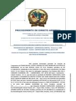 Procedimento de Direito Arbitral Contrato 00605.444.201116ccd. Edp Modelo Solitário 1