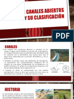 Tema 1 Flujo en Canales Abiertos Canales Generalidades (1)
