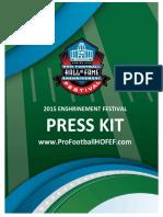 2015 press kit
