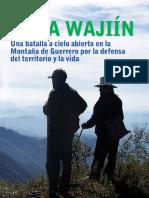 Tlachinollan y mineras en la Montaña