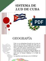 Sistema de Salud de Cuba 1