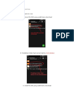 Berikut Cara Instal Mod Packnya