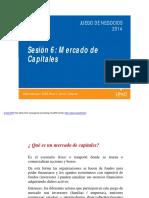 Mercado de Capitales - CESIM