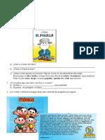Evaluación de Lengua Española