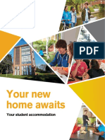 University of Birmingham Accommodation Guide 2015 16