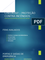 BPL - Checklist