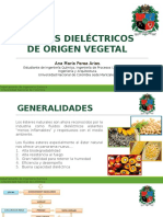 Aceites Dieléctricos de Origen Vegetal