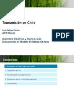 transmision en chile