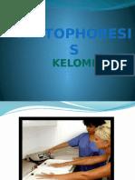 iontophoresis