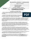 evaluacindehabilidadesdelenguajeycomunicacion4ao-110116084142-phpapp01
